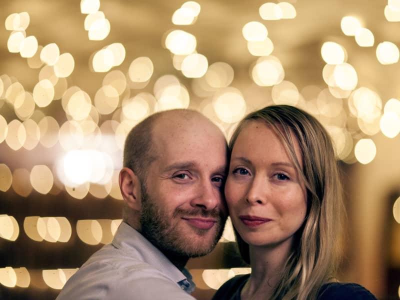 Katriina & Janne from Lahti, Finland