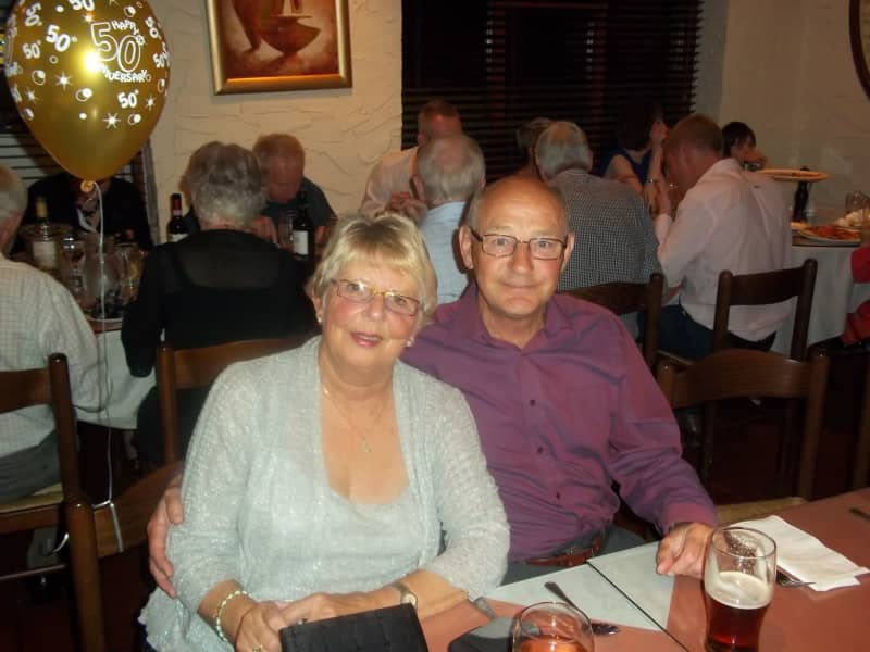 Sandra & John from Pontefract, United Kingdom
