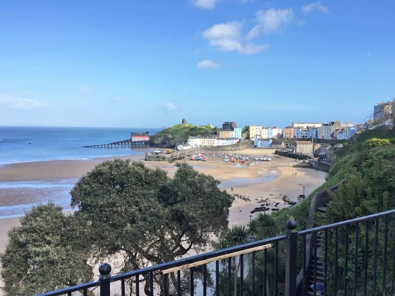 Housesitting assignment in Tenby, United Kingdom