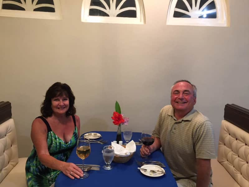 Steve & Kathryn from Oakville, Ontario, Canada