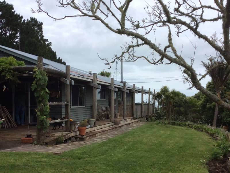 Housesitting assignment in Port Waikato, New Zealand