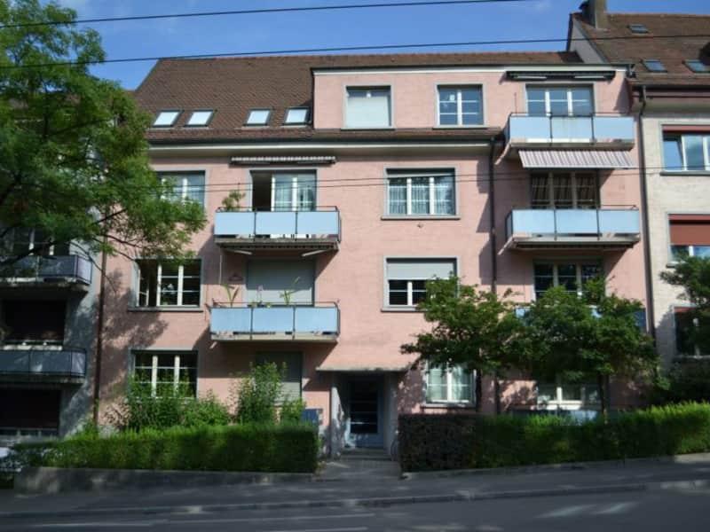 Housesitting assignment in Zürich (Kreis 10) / Wipkingen, Switzerland