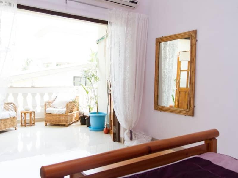 Housesitting assignment in Varca, India