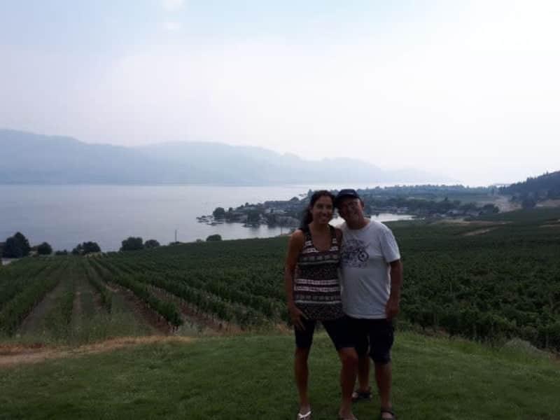 Shari & Terry from Flin Flon, Manitoba, Canada