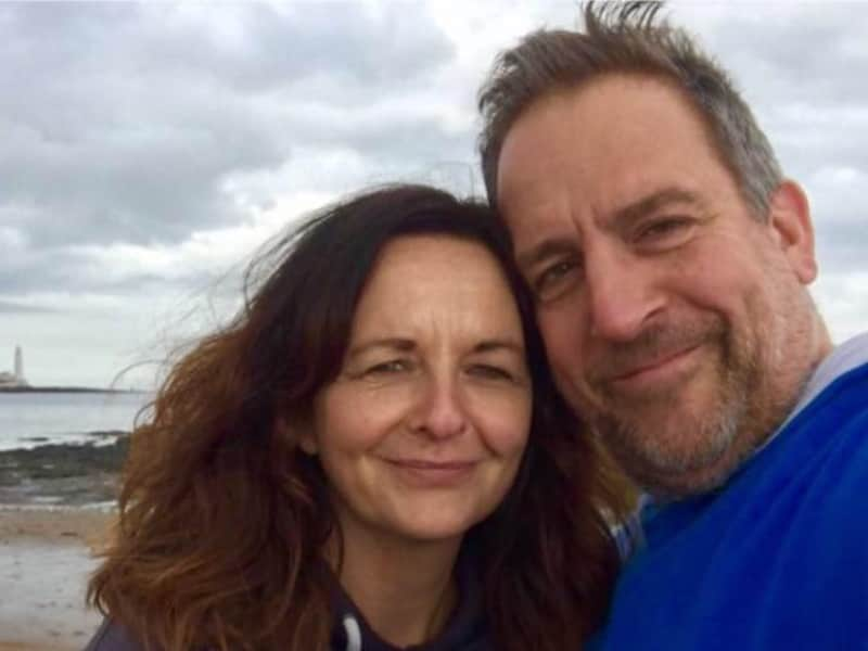 Liz and mark & Mark from Derby, United Kingdom