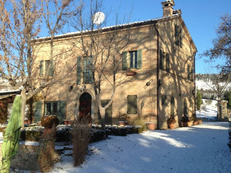 Housesitting assignment in Loro Piceno, Italy