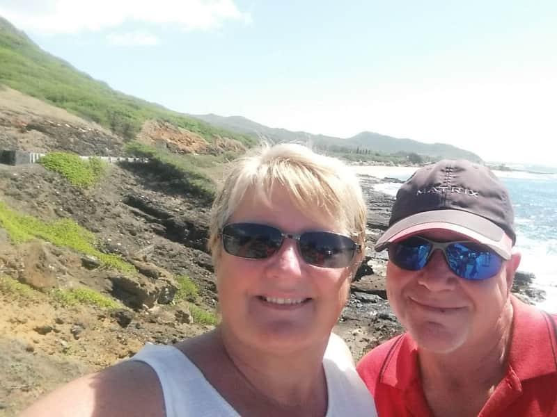 Carol & Steve from Port Kennedy, Western Australia, Australia