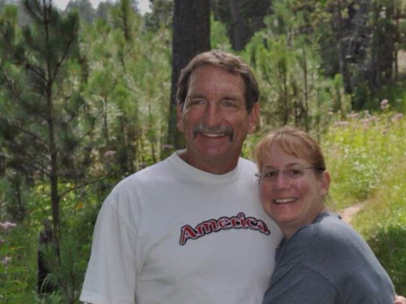 Julie & Lee from Gillette, Wyoming, United States
