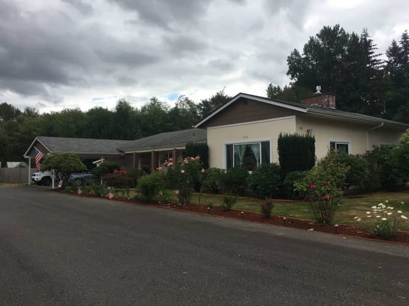 Housesitting assignment in Puyallup, Washington, United States