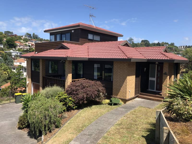 Housesitting assignment in Browns Bay, New Zealand
