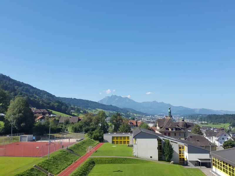Housesitting assignment in Root, Switzerland