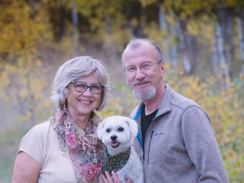 Brenda & Hans from Winnipeg, Manitoba, Canada