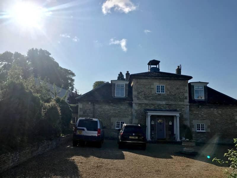 Housesitting assignment in North Luffenham, United Kingdom