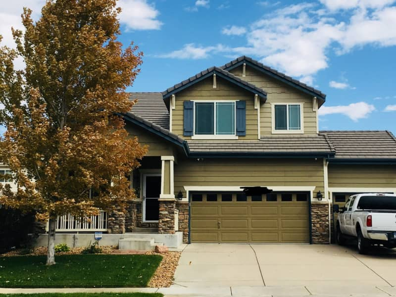 Housesitting assignment in Commerce City, Colorado, United States