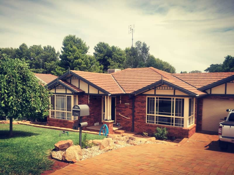 Housesitting assignment in Parkes, New South Wales, Australia