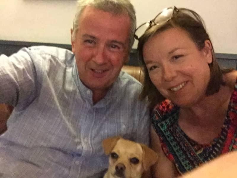 Julie & Pat from Maidstone, United Kingdom