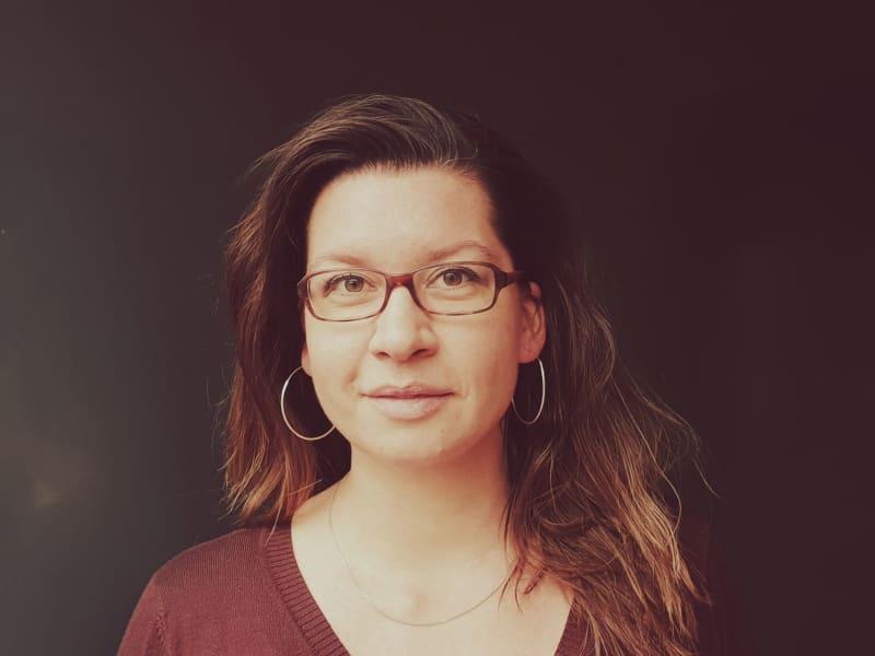 Stefanie from Basel, Switzerland