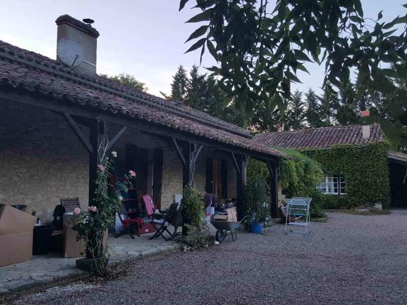 Housesitting assignment in Monflanquin, France