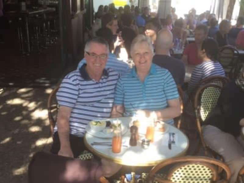 Ingrid & Bernard from Ferntree Gully, Victoria, Australia