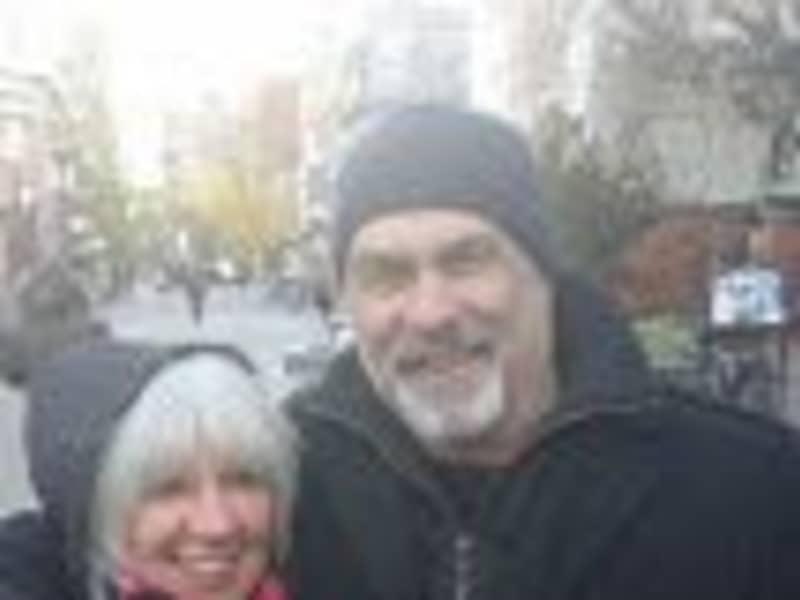 Eva & Christopher from St. John's, Newfoundland and Labrador, Canada