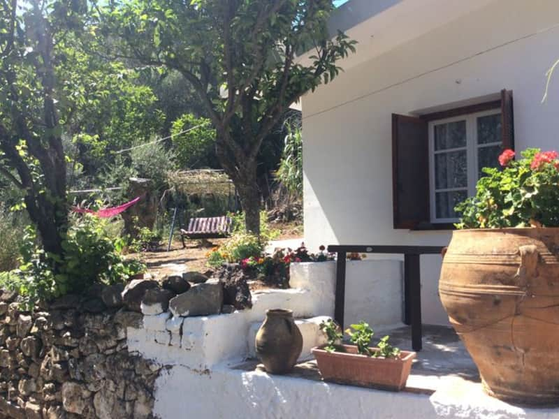 Housesitting assignment in Palaióchora, Greece