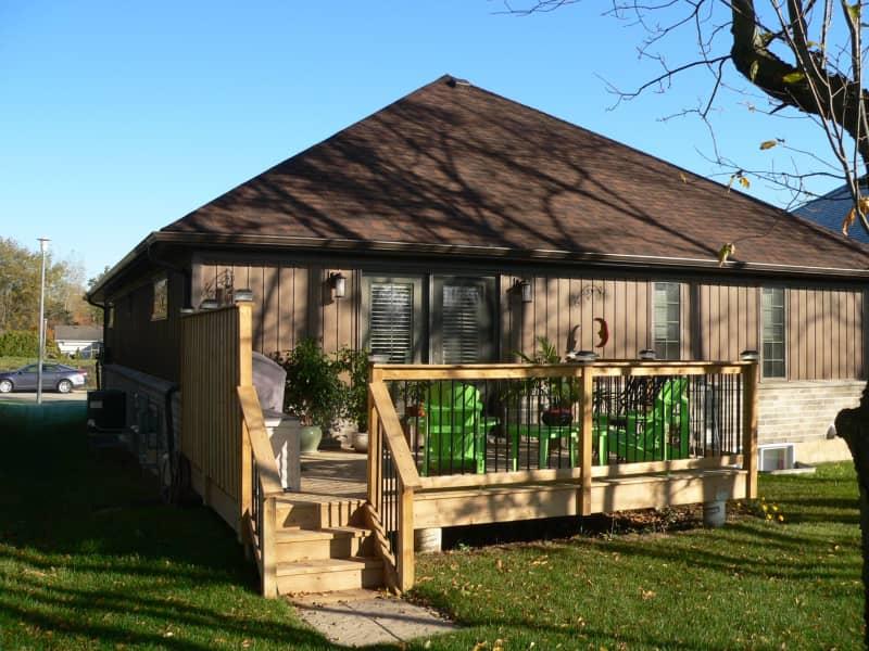 Housesitting assignment in Tillsonburg, Ontario, Canada