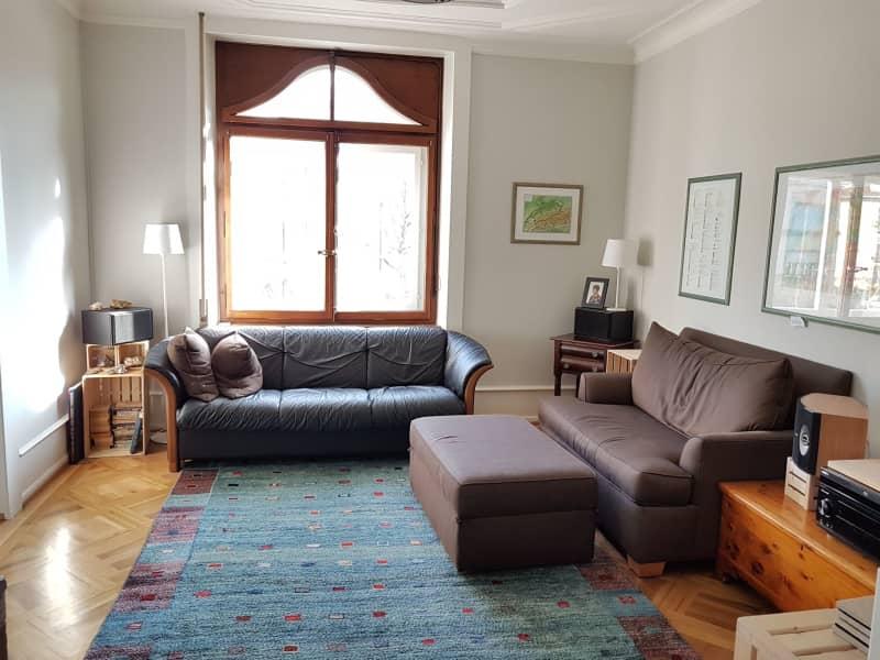 Housesitting assignment in Lausanne, Switzerland