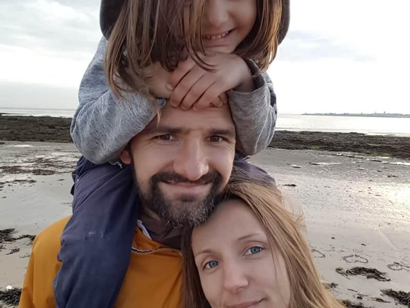 Agnieszka & Patrick from Lucan, Ireland