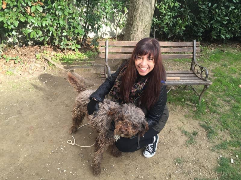Cristina from Santander, Spain