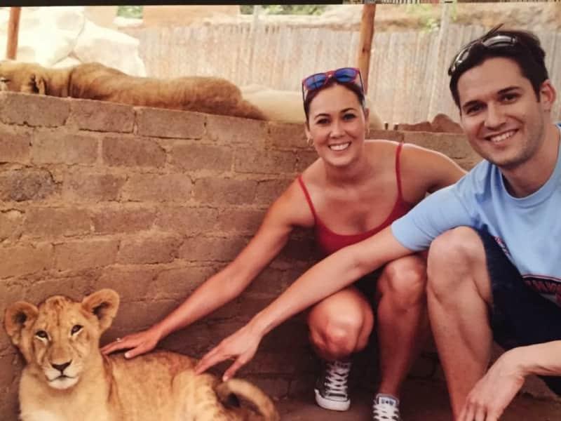 Annemie & Walter from Perth, Western Australia, Australia