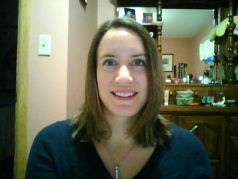 Martha from Sussex, New Brunswick, Canada