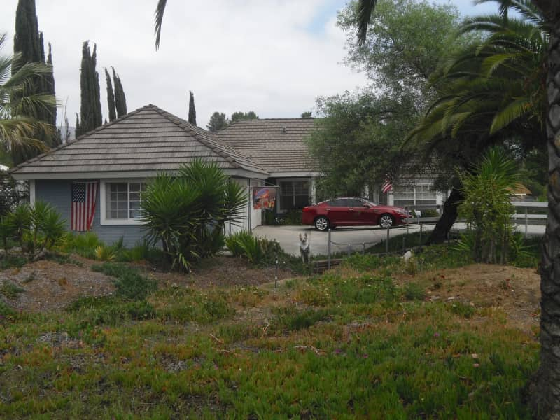 Housesitting assignment in Ramona, California, United States
