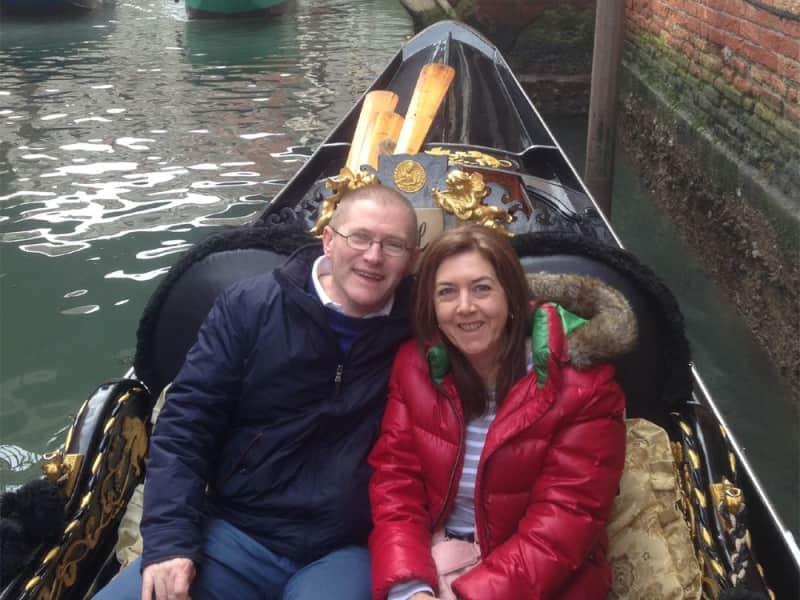 George & Rhona from Hawick, United Kingdom