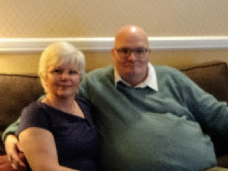 Susan & David from Chesterfield, United Kingdom