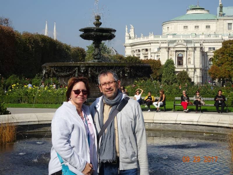 Ronald & Sylvie from Montréal, Quebec, Canada