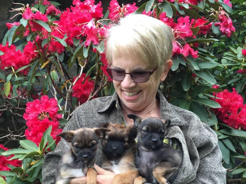 Kathie & (bennie) diane from Bellingham, Washington, United States