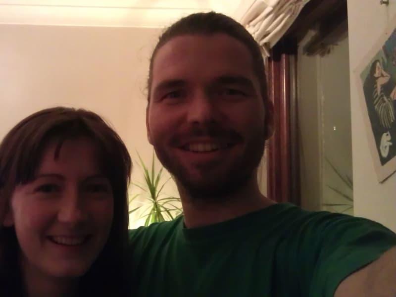 Stephanie & Marek from Bratislava, Slovakia