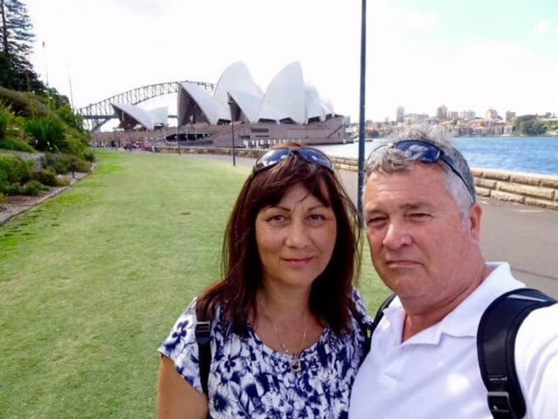 Mea & Leslie from Poole, United Kingdom