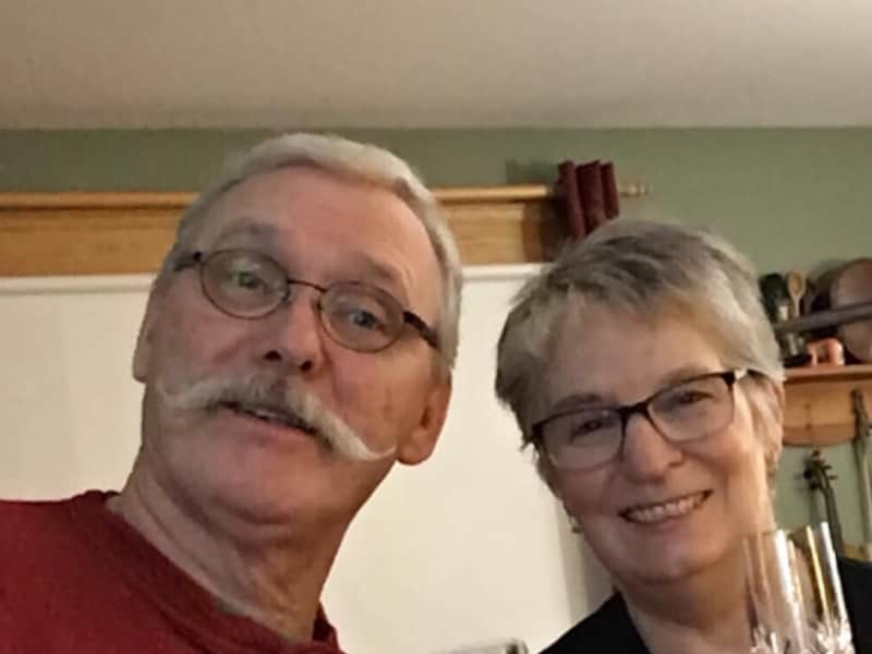 Gerry & Alice from Summerside, Prince Edward Island, Canada
