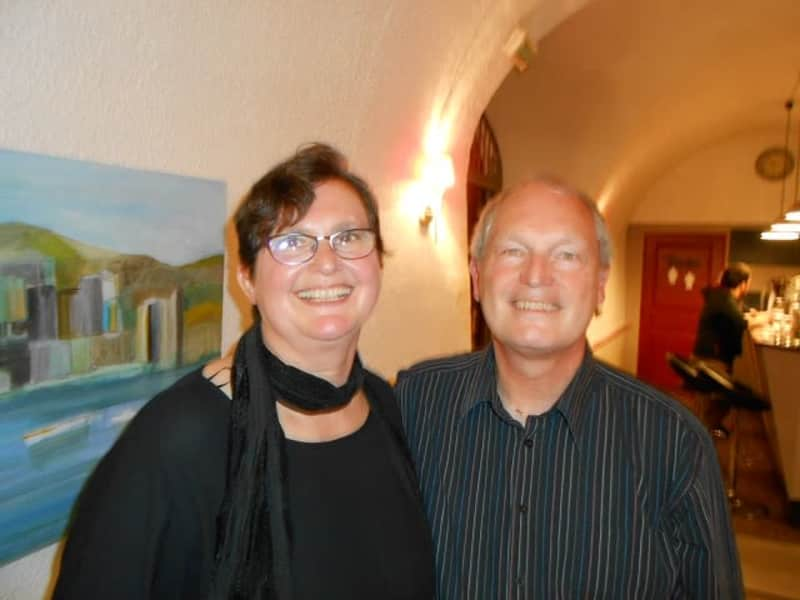 Rick & Jane from Salies-de-Béarn, France