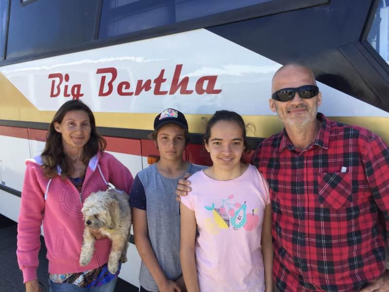Michael & Dianne from Kenilworth, Queensland, Australia