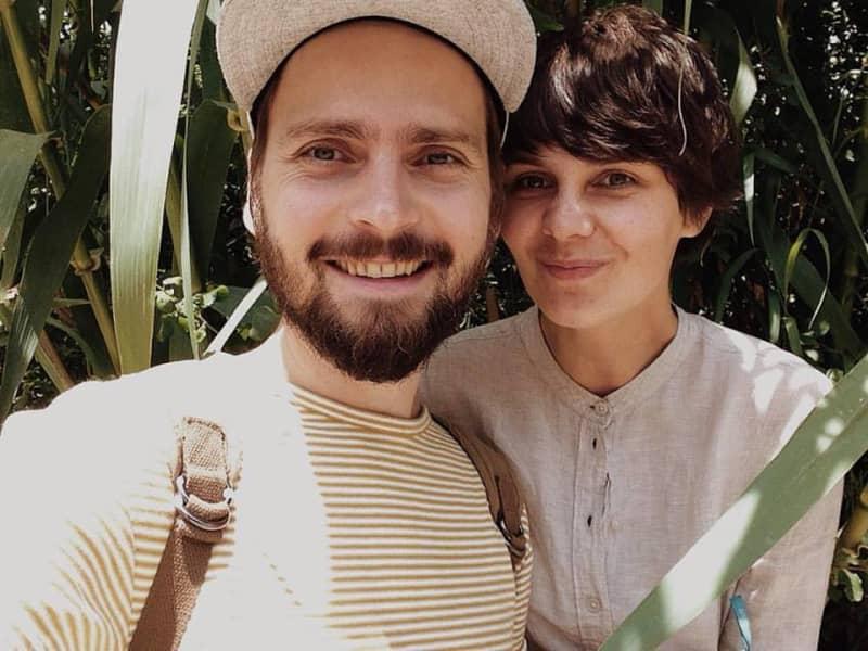 Pavel & Olga from Rome, Italy
