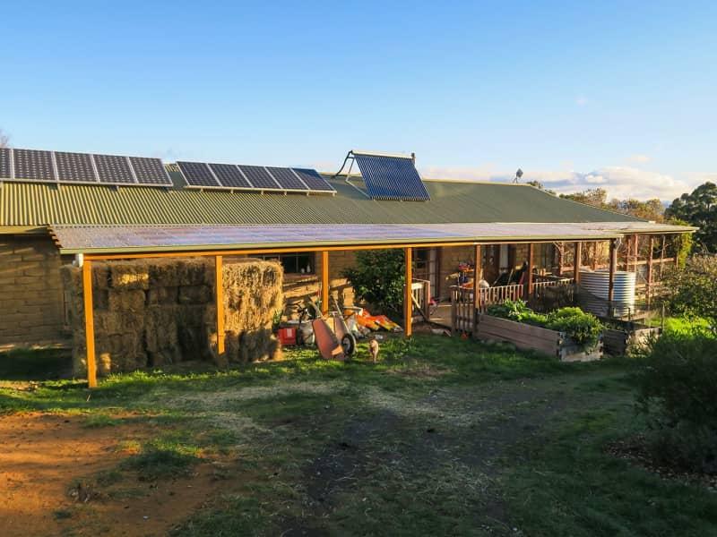 Housesitting assignment in Cygnet, Tasmania, Australia