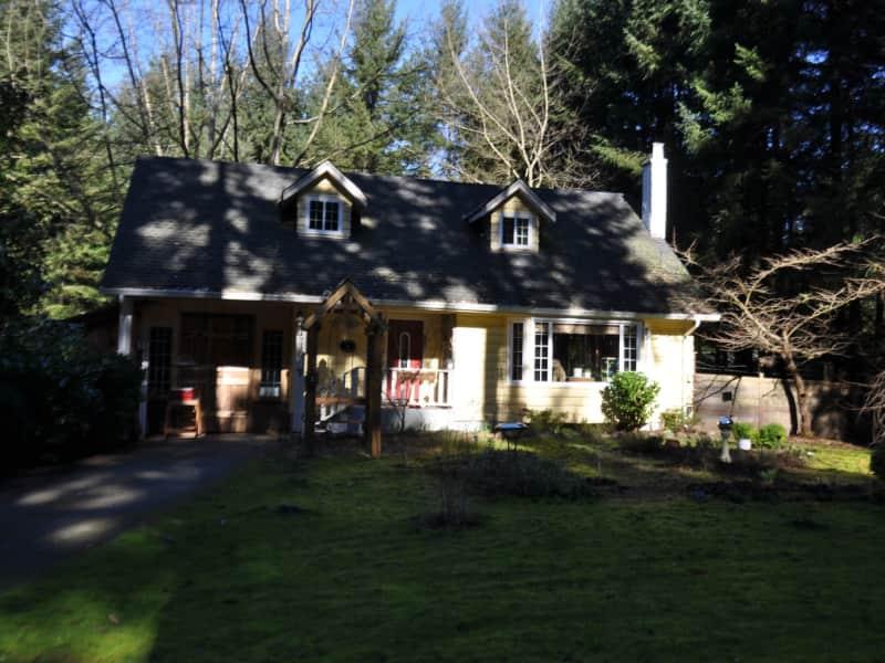 Housesitting assignment in Courtenay, British Columbia, Canada