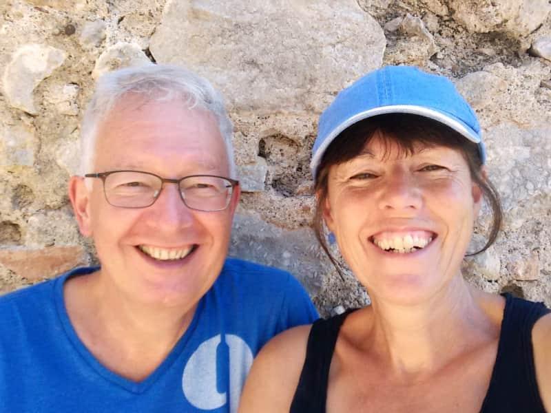 Joop & Lisette from Montfoort, Netherlands