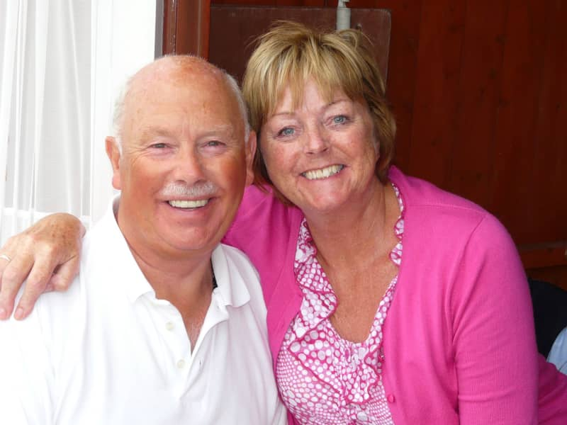 Des & Avril from Chorley, United Kingdom