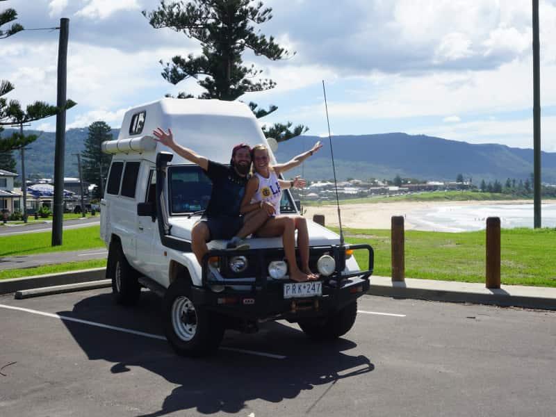 Dorothea & Thomas from Exmouth, Western Australia, Australia