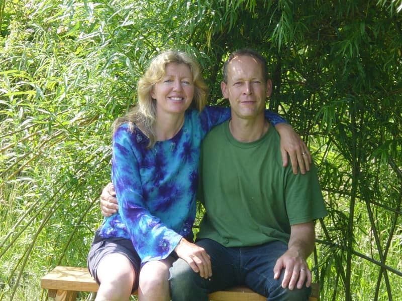 Angie & Andy from Ystrad-Meurig, United Kingdom