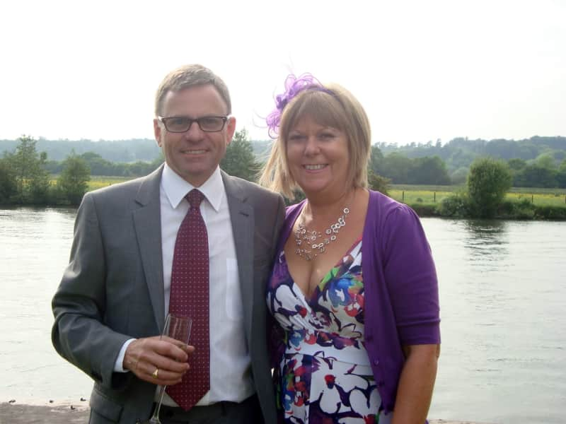 Sue & Michael from Taplow, United Kingdom