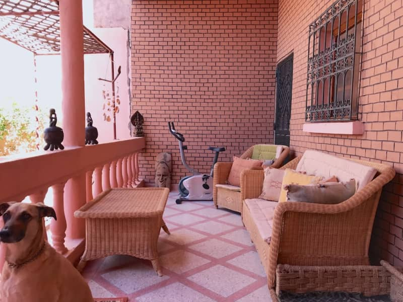 Housesitting assignment in Ouarzazat, Morocco